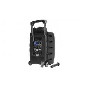 Novox Mobivox przenośny system nagłośnieniowy 120W,  (...)