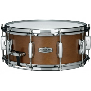Tama DKP146-MRK 14x6″  Matte Brown Kapur Soundworks Series  (...)
