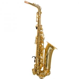Trevor James 371A Alphasax saksofon altowy, lakierowany (z futerałem)