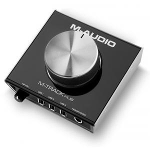 M-Audio M Track Hub cyfrowo-analogowy konwerter USB,  (...)