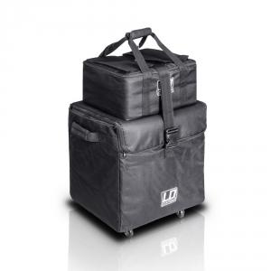 LD Systems DAVE 8 SET1 torba transportowa z kółkami do  (...)