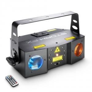 Cameo STORM FX- 3 w 1 efekt świetlny, flower LED, strobo i  (...)