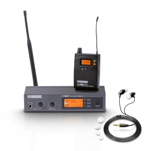 LD Systems MEI1000G2 B6 bezprzewodowy, douszny system  (...)