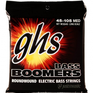 GHS M3045 struny do gitary basowej 45-105