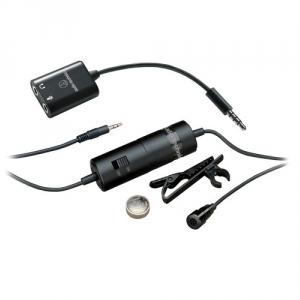 Audio Technica ATR 3350 IS mikrofon pojemnościowy z  (...)