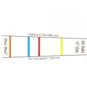 Gewa (414873) naklejka - oznakowanie podstrunnicy dla  (...)