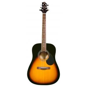Samick GD 100S VS gitara akustyczna lita płyta wierzchnia