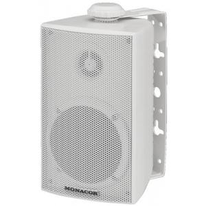 Monacor ESP-215/WS głośnik 100V IP65 30W/8Ohm 15W/100V