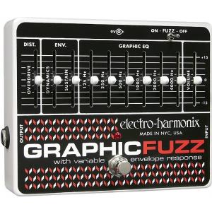 Electro Harmonix Graphic Fuzz efekt do gitary - WYPRZEDAŻ
