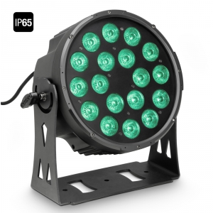 Cameo FLAT PRO 18 IP65 - 18 x 10 W FLAT LED Outdoor RGBWA  (...)