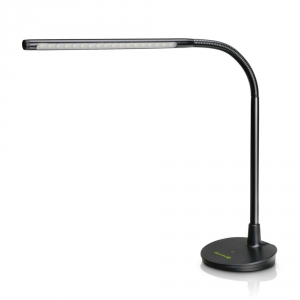 Gravity LED PL PRO B - LED Desktop & Piano lamp USB black  (...)