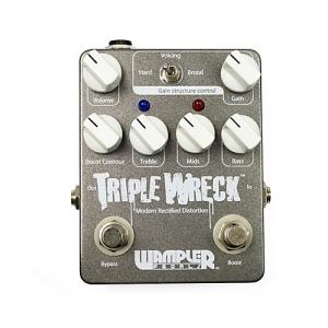 Wampler Triple Wreck efekt do gitary elektrycznej -  (...)