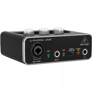 Behringer UM2 interfejs audio USB