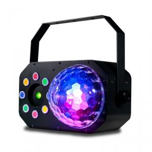 American DJ Stinger Star efekt świetlny LED DMX 3 w 1 -  (...)