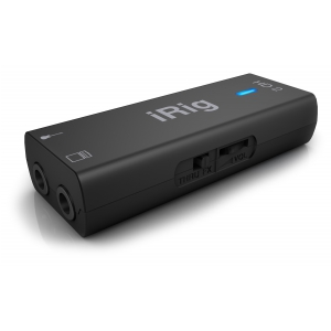 IK Multimedia iRig HD 2 interface audio