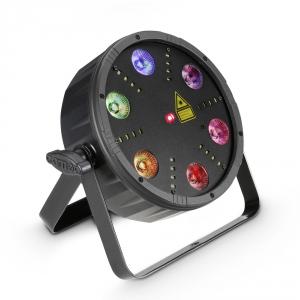 Cameo FLAT STORM - 3 w 1 efekt świetlny