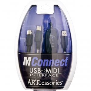 ART MConnect interfejs MIDI/USB