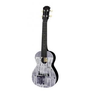 Korala PUC 30-018 ukulele koncertowe Newspaper