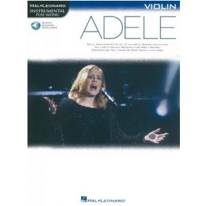 PWM Adele - Instrumental play-along na skrzypce (+ audio  (...)