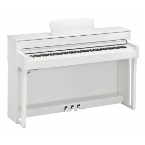 Yamaha CLP 635 WH Clavinova pianino cyfrowe (kolor: white  (...)