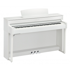 Yamaha CLP 645 WH Clavinova pianino cyfrowe (kolor: white / biały)
