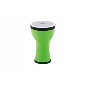 Nino EMDJ-GA Elements Mini Djembe 6″ Green Apple  (...)