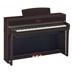 Yamaha CLP 675 R Clavinova pianino cyfrowe (kolor: rosewood / palisander)