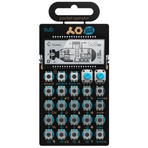 Teenage Engineering Pocket Operator PO-14 sub syntezator brzemień basowych i sekwencer