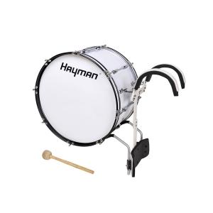 Hayman MDR-2612 bęben basowy marszowy 26x12″ z nosidłem