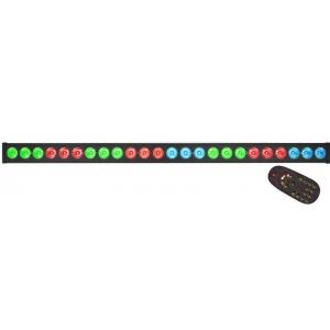 Fractal BAR LED 24X3W - efekt świetlny LEDBAR 1m, 24 diody  (...)