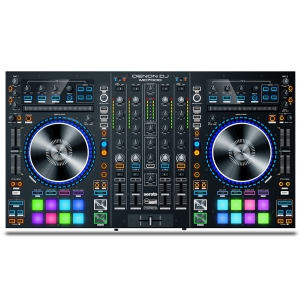 Denon DJ MC7000 kontroler USB MIDI / Audio