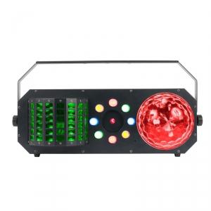 American DJ BOOM BOX FX1 efekt świetlny LED DMX 4 w 1 - 2  (...)