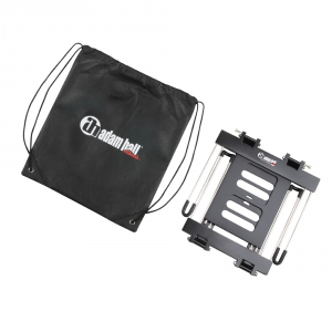Adam Hall SLT 006 B - Składany stojak na laptopa z półką,  (...)