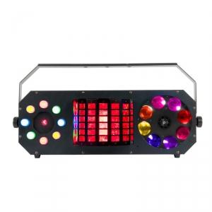 American DJ BOOM BOX FX2 efekt świetlny LED DMX 4 w 1 -  (...)