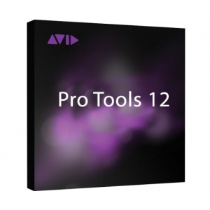Avid Pro Tools 12 program komputerowy