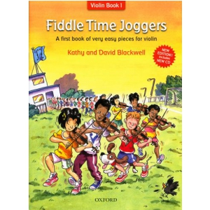 PWM Blackwell Kathy, David - Fiddle time joggers. Violin  (...)