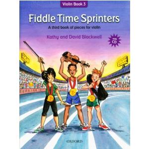 PWM Blackwell Kathy, David - Fiddle time sprinters. Violin  (...)