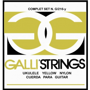 Galli G216 Y struny do ukulele sopranowego