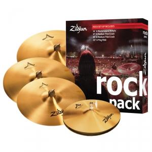 Zildjian A Rock Pack zestaw talerzy perkusyjnych