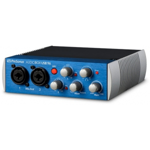Presonus Audiobox USB 96 interface Audio - MIDI