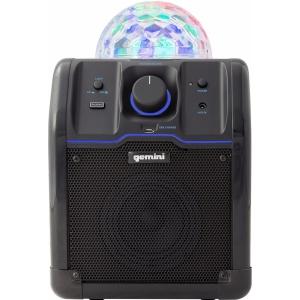 Gemini MPA500, mobilny zestaw aktywny, Bluetooth, AUX,  (...)