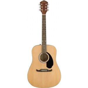 Fender FA-125 Dreadnought Natural RW gitara akustyczna