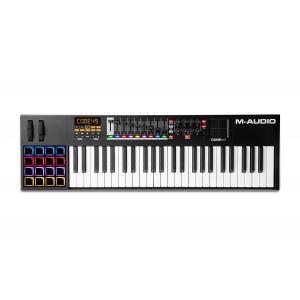 M-Audio Code 49 Black klawiatura sterująca, kolor czarny