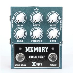 XVive W3 Memory Analog Delay efekt gitarowy