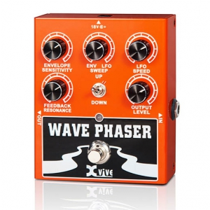 XVive W1 Wave Phaser efekt gitarowy