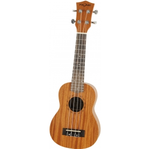 Fzone FZU-110S 21 Inch ukulele sopranowe natural