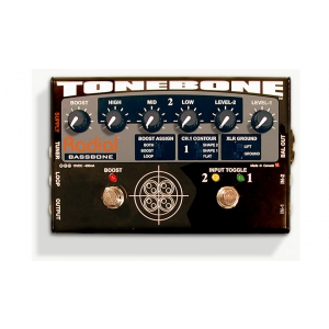 Radial Tonebone Bassbone OD preamp do gitary basowej -  (...)
