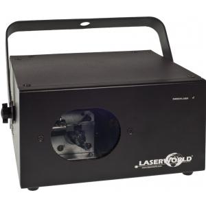 LaserWorld EL-230RGB DMX laser (czerwony, zielony,  (...)