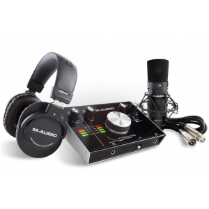 M-Audio M Track 2X2 Vocal Studio Pro zestaw nagraniowy