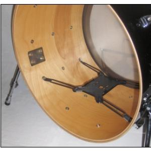 Kelly Shu Flatz Bass Drum Mount B91 uchyt mikrofonowy do  (...)